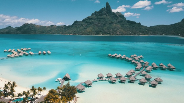 Bora Bora Island >> Bora Bora And Beyond French Polynesia S Islands Are The Most