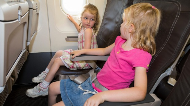"Don't ""spoil"" the children with fancy seats."