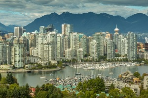 Vancouver has a laidback attitude and relaxed atmosphere.