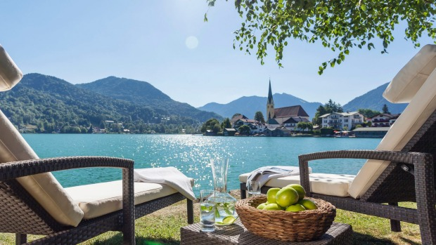 Lake Tegernsee Germany The Alpine Getaway Known Only To