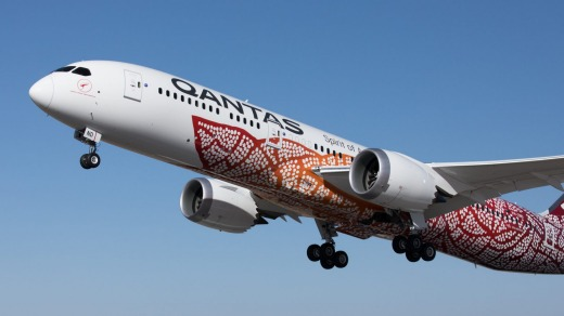 Qantas now flies non-stop from Melbourne to San Francisco.