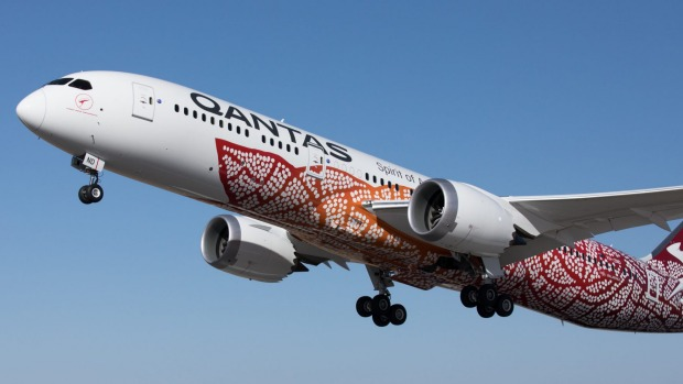 Qantas now flies non-stop from Perth to London in its Boeing 787 Dreamliners.