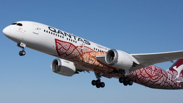 Qantas' launch of the first non-stop flights from Perth to London were among the biggest events in travel in 2018.