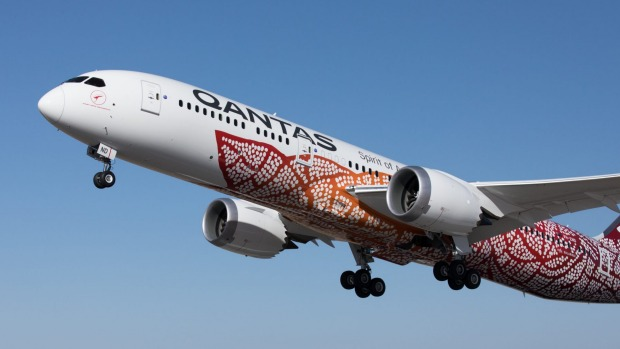 Qantas currently flies a Boeing 787 Dreamliner non-stop from Perth to London.