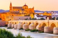 The Guadalquivir River, Cordoba, Spain.