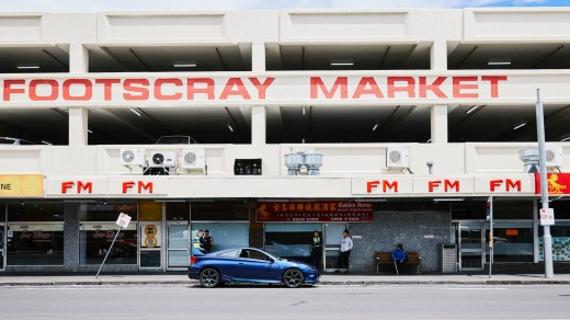 Multicultural roots: Footscray.