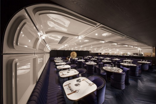 FOXGLOVE: The team behind Mrs Pound have upped the ante with their latest venue, Foxglove. Access this time is via a ...