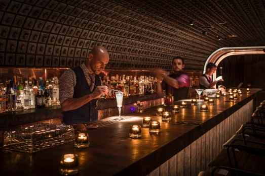 J. BOROSKI: Located in a secret laneway in Central, this invitation-only cocktail bar is the latest outpost by ...