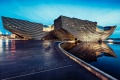The V&A Dundee, Scotland's newest attraction.