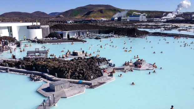 Iceland's booming tourism has taken a sudden downturn.