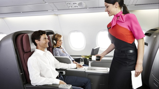 There's no mystery to why some Qantas flights have free drinks and others don't, writes one Traveller reader.