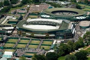 Wimbledon: A mecca for tennis fans.