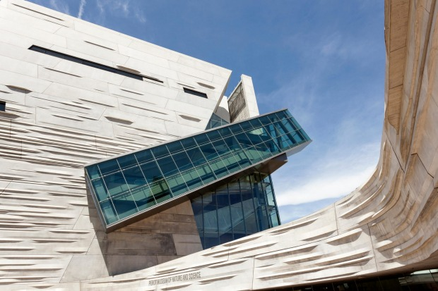 PEROT MUSEUM, DALLAS: This science museum is itself an exhibition of cutting-edge sustainable technology and futuristic ...