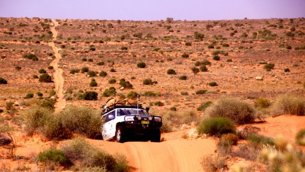 Save up to 50 per cent on a 12-day adventure across the Simpson Desert.