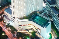Stay at the five-star Hilton Tokyo for $1999 for two people.