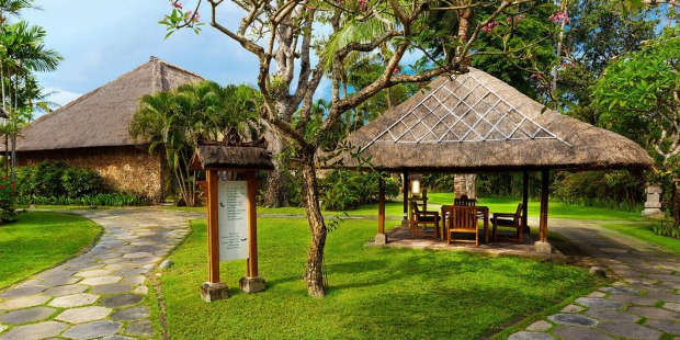 The Oberoi Bali resort, and its counterpart Oberoi Lombok on the neighbouring and palbpably less-developed Indonesian ...