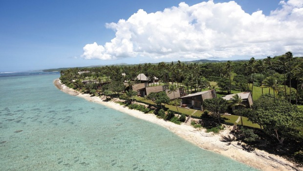 The Shangri-La is a vast, sprawling resort but the wonderful staff make it an authentic and personal Fijian experience.