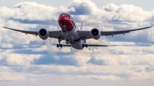 Norwegian Airlines Argentina wants to become the first airline to fly a commercial route over Antarctica.