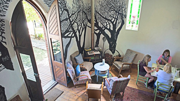 Lost In A Forest, a wine lounge replete with wood-fired oven opens in the Adelaide Hills.