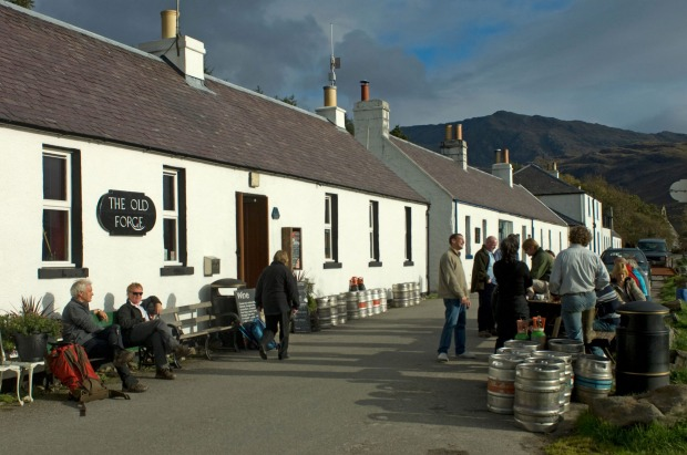 Woodland hiking and fishing expeditions are amongst the activities on offer, but the real goal is a pint in the Old ...