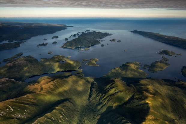 Dusky Sound, New Zealand: While roads head to the edge of Milford and Doubtful Sounds, Dusky Sound further south is ...