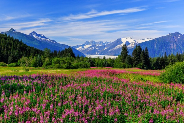 Juneau, Alaska: It's not just remote national parks that are cut off in Alaska – the state's capital city is too, Juneau ...