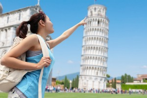 Cliche as it is, a tourist photo at the Tower of Pisa can be as fun as it is memorable.