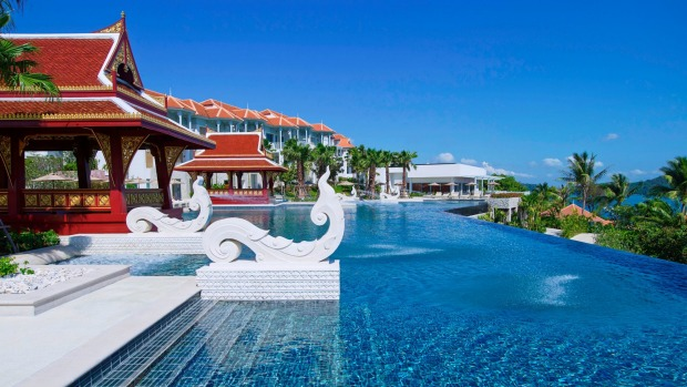 Recharge in style in Phuket.