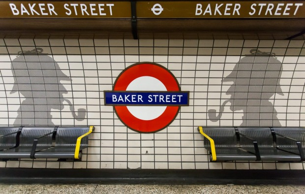 London's Baker Street station: The strength of world's oldest underground railway network is in its variety. There's ...