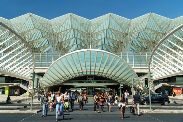LISBON, PORTUGAL: Lisbon's stations have been used as a showcase for the country's beloved tile art ever since the Metro ...