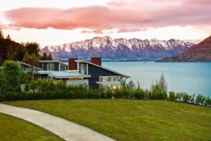 Matakauri Lodge offers immaculate service and a menu of indulgent activities.