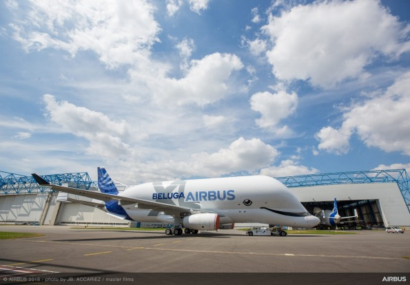 The development of the BelugaXL started back in 2014.