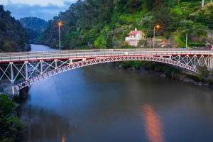 Cataract Gorge is one of Launceston's favourite playgrounds.