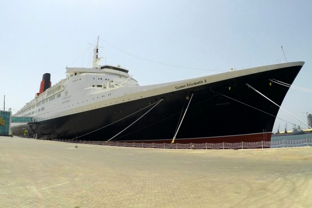 What happens to old cruise ships? Scrapped, sunk or turned