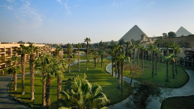 Egypt The Luxury Egyptian Hotels That Are Also Historic Treasures