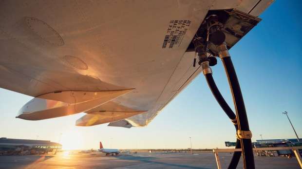 Sky-high fuel prices can mean sky-high fares.