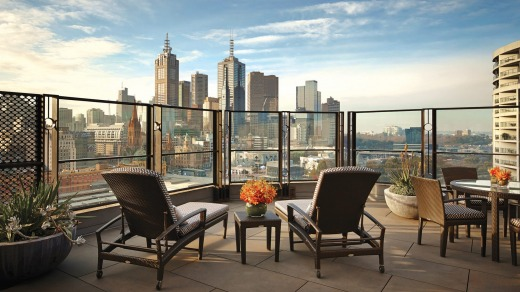 The Langham Hotel in Melbourne where, like many other accommodation options, luxury is no longer just about status and ...