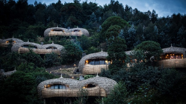 Bisate Lodge, Wilderness Safari, Rwanda, offers the increasingly sought-after combination of fabulous creature comforts ...