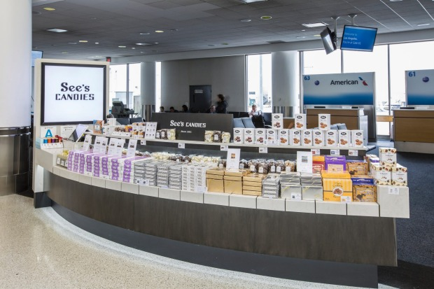 See's Candies - available throughout LAX.