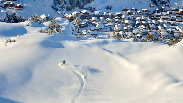 Lech, far from the mass tourist, is an exclusive, sophisticated ski resort for those who prefer to rub shoulders with ...