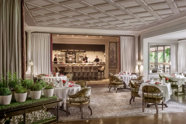 TUCK INTO MONACO: If splurging on top-end dining is your idea of extravagance justified, then sashay into splurge-worthy ...