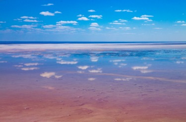 Lake Eyre, South Australia: When Lake Eyre fills with water – and that generally only happens a couple of times per ...