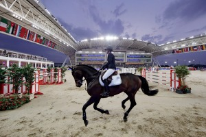 Al Shaqab is a multimillion-dollar shrine to all things equestrian.