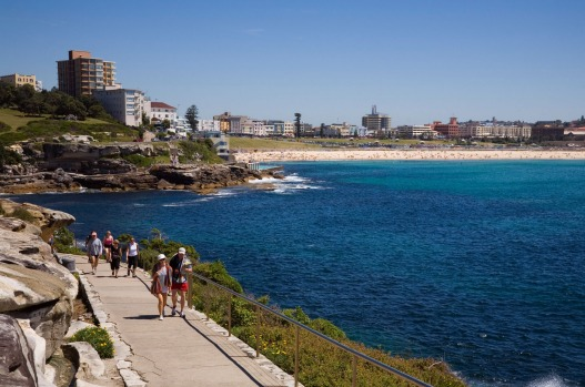 The Bondi to Coogee clifftop walk, Sydney: If there's an archetypal urban beach-hopping route, though, it's Sydney's ...