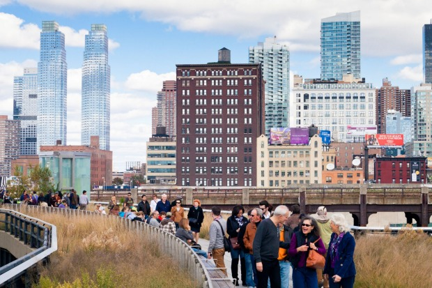 "The High Line, New York: Nowadays it seems every city worth its salt is coming up with its own ""answer to New York's ..."