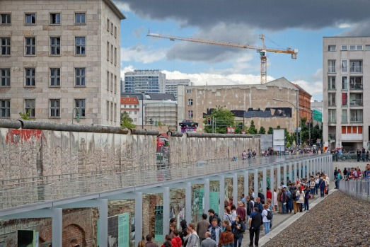 The Mauerweg, Berlin: The Berlin Wall was bigger than most people think – it encircled West Berlin for 160km. Now a ...