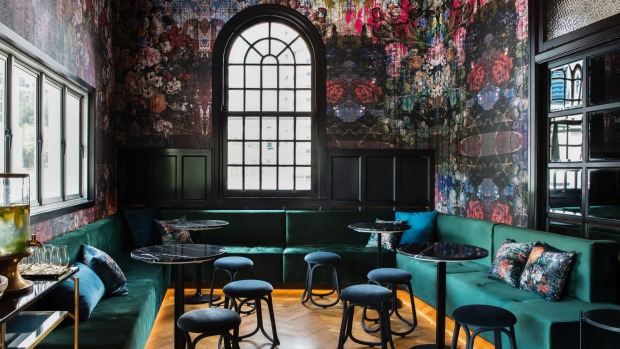 The Brisbane hotel has been given a high-style makeover.