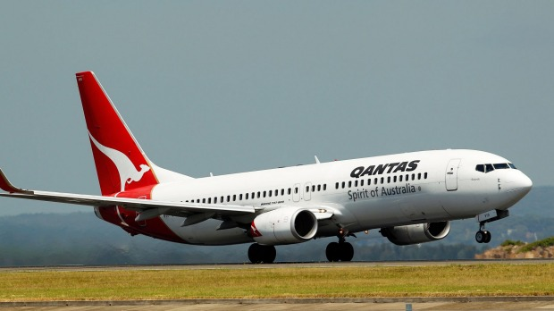 Qantas flies about 65 flights a day on the Melbourne-Sydney route.