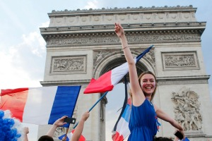 France is not just a sporting champion ... it's a champion of tourism.