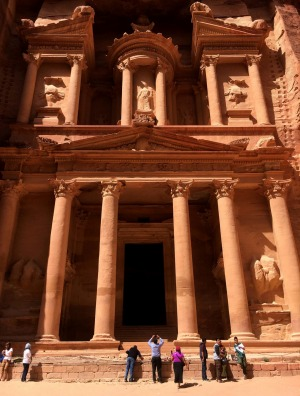 The Treasury, Petra.